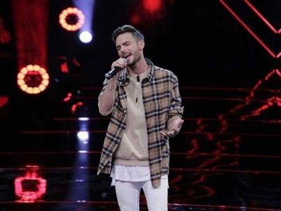 Cantor capixaba é aprovado no 'The voice' mexicano